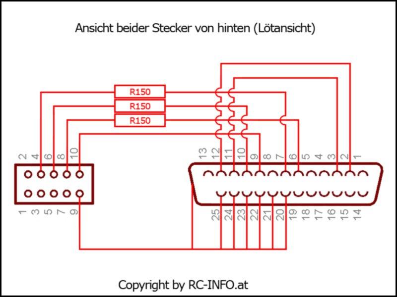 Rc Flugzeug Beleuchtung Selber Bauen | Eine Bleuchtungsanlage Inklusive Steuerung Einfach Selbst Bauen Rc